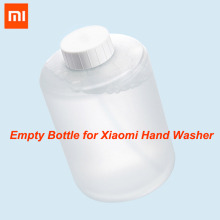 100% Original Xiaomi Mijia Empty bottle for Xiaomi Mijia automatic Induction Foaming Hand Washer  Empty Bottle Random color