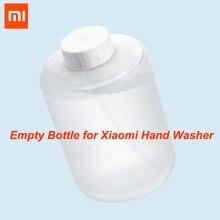 100% oryginalny Xiaomi Mijia pusta butelka dla Xiaomi Mijia automatyczna indukcyjna pianka ręczna pusta butelka losowy kolor