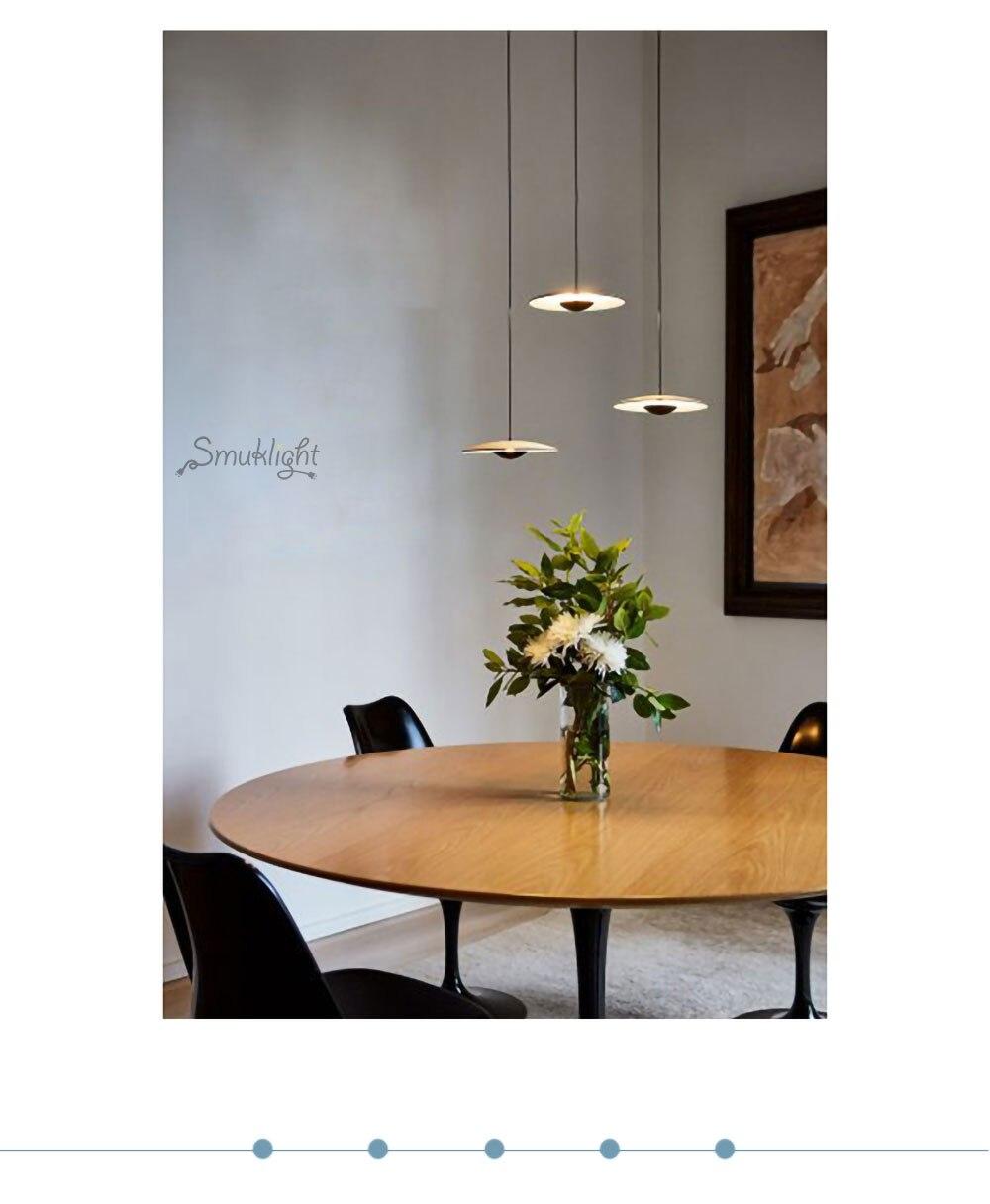美式简约北欧现代艺术风格意大利设计师客厅餐厅床头吧台卧室吊灯_12