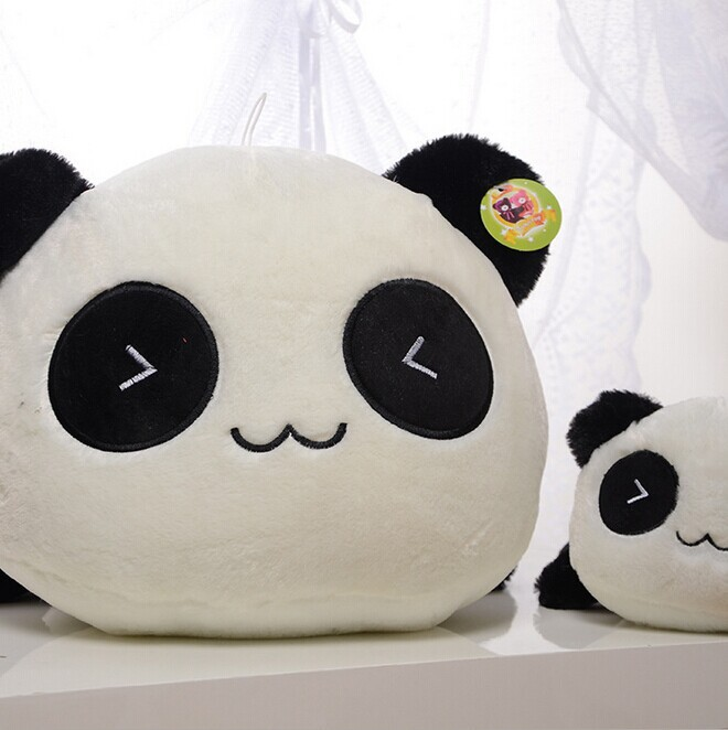 Envío gratis 45 cm almohada Panda de peluche juguetes de peluche ...