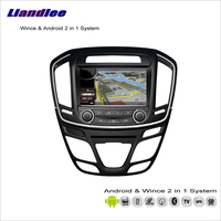 Liandlee Car Android Multimedia System For Opel Insignia 2014~2015 Radio CD DVD Player GPS Navigation Audio Video S160 System
