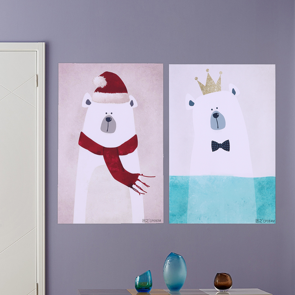 Online kopen wholesale polar bear posters uit china polar bear ...