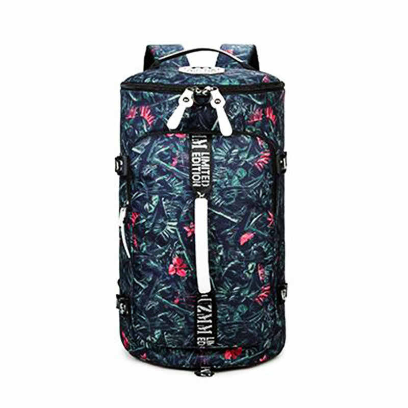 ... women sports bag Gym Bag Outdoor Sport Backpack Girl New Style Printing  Fitness Crossbody Bag Women ... ae5f98ac41984