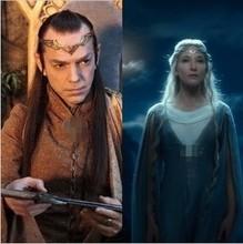 ZRM commercio allingrosso 6 pz/lotto vintage di Hobbit Elrond corona Signore Degli Rin gs La Copricapo di Elrond, rifornimento originale della fabbrica