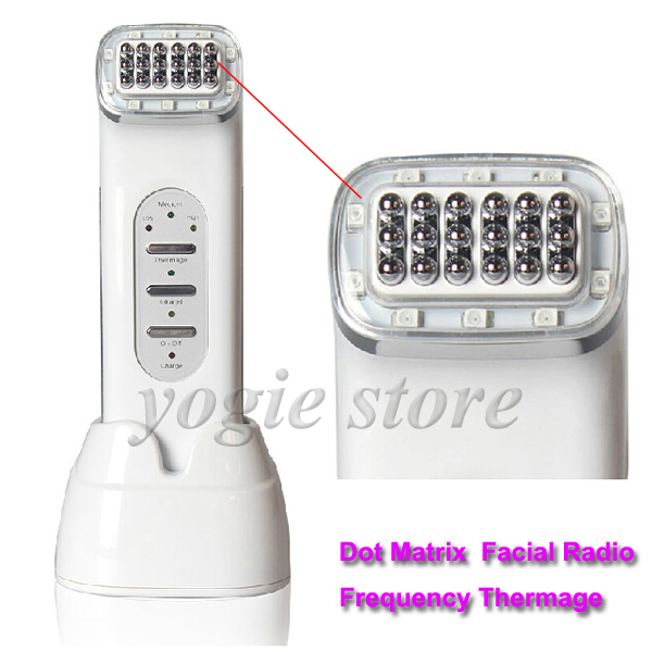 Dot Matrix RF Thermage Fractional Facial Radio Frequency Skin Tightening Wrinkle Removal Face Lifting Body Care Beauty Equipment