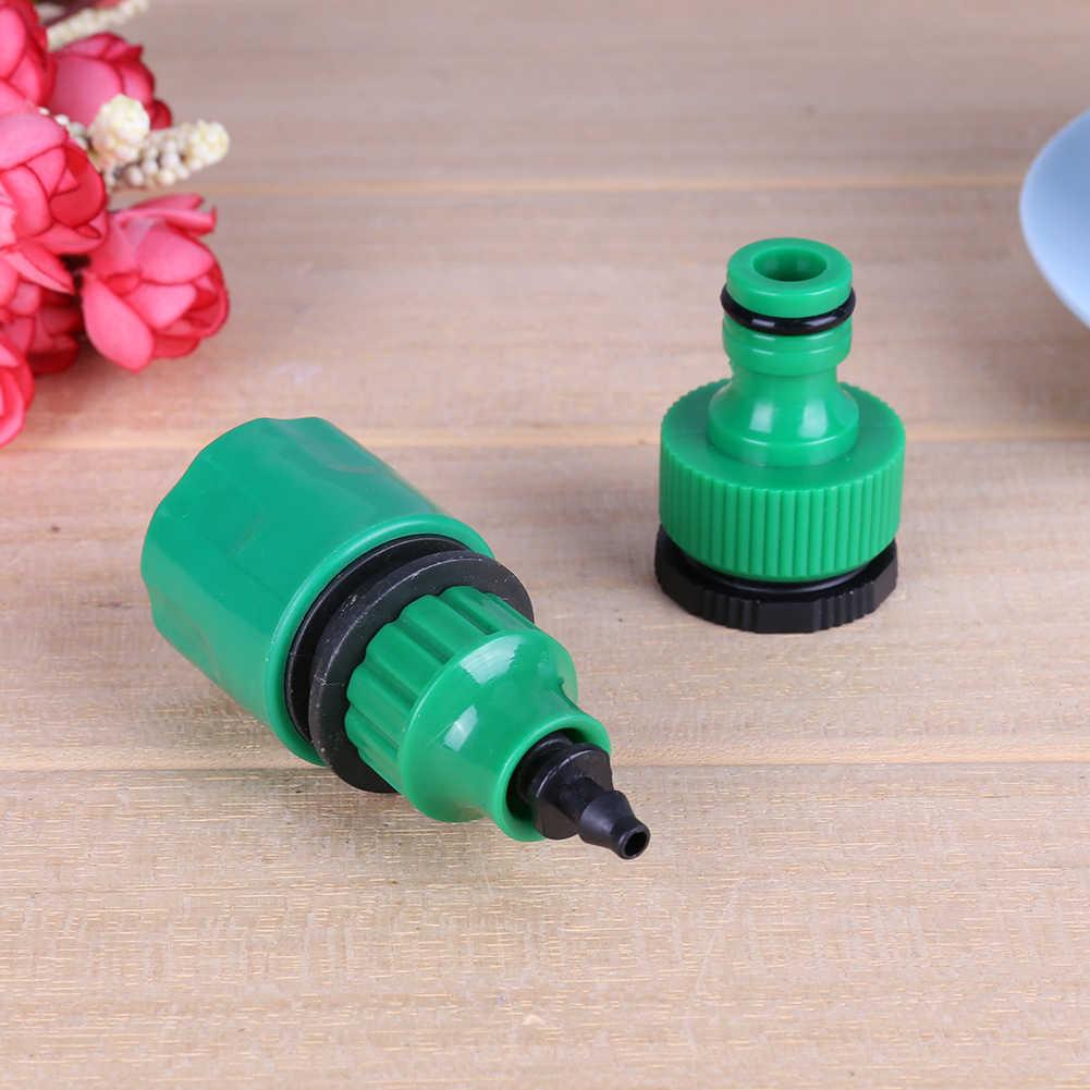 1/4 внутренний нитки соединители для крана и 8/12 4/7 трубы фитинг коснитесь адаптер разъем смеситель шланг для полива сада оборудования