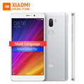 Original xiaomi mi5s mais prime 6 gb ram 128 gb rom telemóvel snapdragon 821 quad core 5.7 polegada fhd fingerprint id nfc