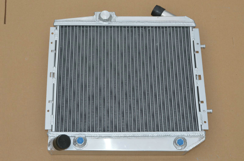 Aluminum Radiator For 1983 1991 Renault 5 R5 R9 11 Super 5 GT C type I4