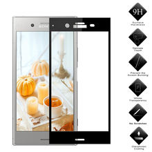 9H Premium Tempered Glass For Sony Xperia XZ1 Compact Mini Screen Protector For Sony XA1 Plus X Dual F5122 Protective Film