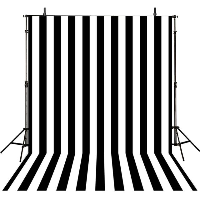 Strisce Fondali Fotografia Bianco Nero Sfondo Per La Fotografia