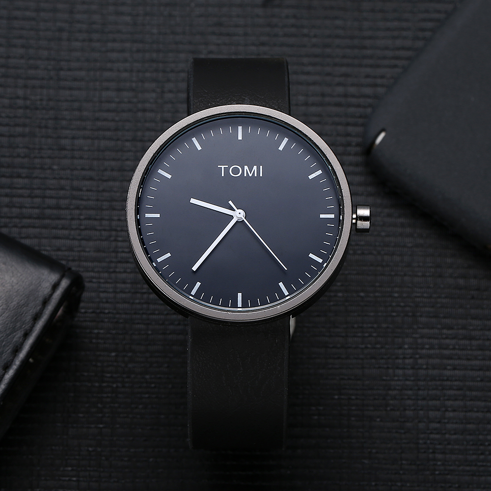 2017 New TOMI Mens Watches Top Brand Luxury Sport Waterproof WristWatches Quartz Business Dress Watches Relogio Watch T008 2017 new top fashion time limited relogio masculino mans watches sale sport watch blacl waterproof case quartz man wristwatches