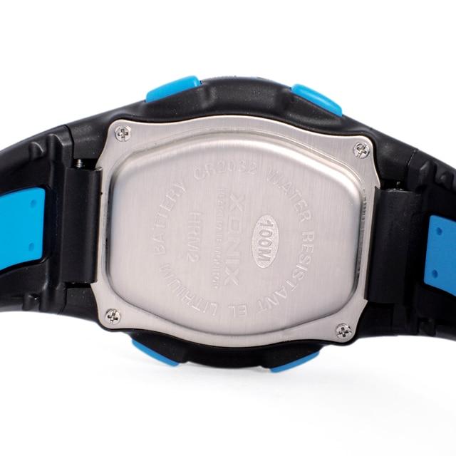 Xonix Men Women Heart Rate Calorie Watches Sports Watch HRM Heath Care BMI Unisex Running Diving Swim Wristwatch Waterproof 100m