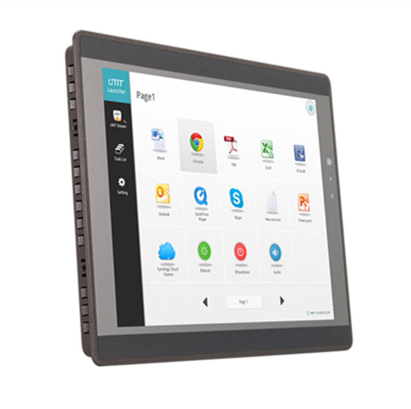cMT-iPC15 weinview HMI touch screen panel 15 inch new цена