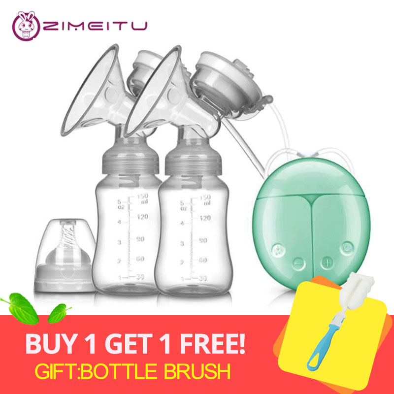 Double Electric Breast Pump For Drop shipping buyers