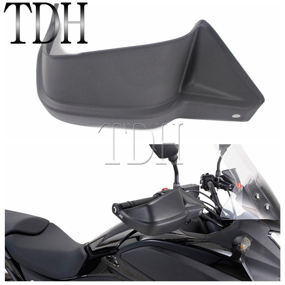 Motorcycle Black Handguard Hand Protector For Honda NC700 X NC750X DCT NC750S 2012 2017