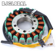 Motorcycle Moped Magneto Stator Coil Generator For Honda CN250 CN 250 HELIX 250 1986-2007 Motorbike Accessories Ignition Motor цена