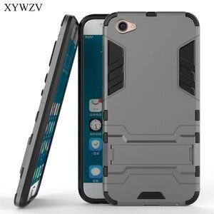 Image 3 - ДЛЯ Vivo X9 чехол противоударный чехол мягкий силиконовый Робот Жесткий чехол для телефона для BBK Vivo X9 ЧЕХОЛ ДЛЯ Vivo X9 X 9 Coque XYWZV