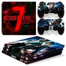 Resident Evil 7 NieR:Automata Skin Sticker Cover
