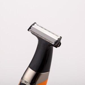 Image 4 - Kemei tondeuse électrique pour tondeuse à cheveux hommes, rasoir pour coupe de cheveux et barbe, outils de toilettage à leau