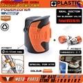 Orange selo garfo médico cleaner 45-55mm com m4 * 0.7mm garfo ar sangrador Válvula de Alívio Para KTM SX EXC F Da Bicicleta Da Sujeira motocross