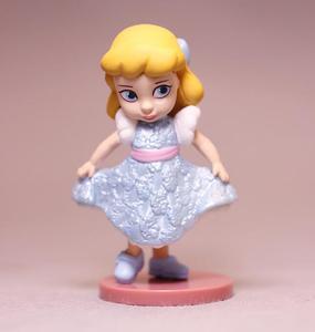 Image 3 - 11Pcs Tiana Merida Jasmine Princess Action Figures Snow Whiteเจ้าหญิงเงือกอะนิเมะตัวเลขเด็กของเล่นสำหรับเด็กผู้หญิงเด็ก