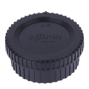 Body Cap with Rear Lens Anti-dust Cover for Nikon AF AI DSLR Camera Lens