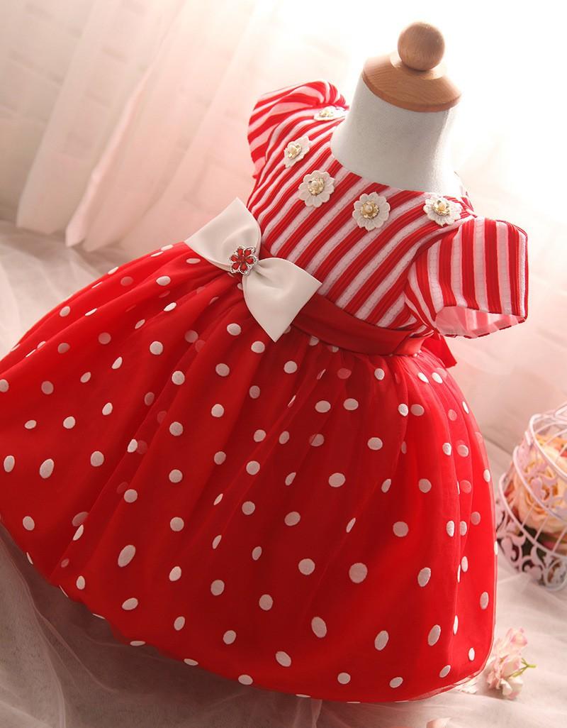 Newborn Christening Dress (7)