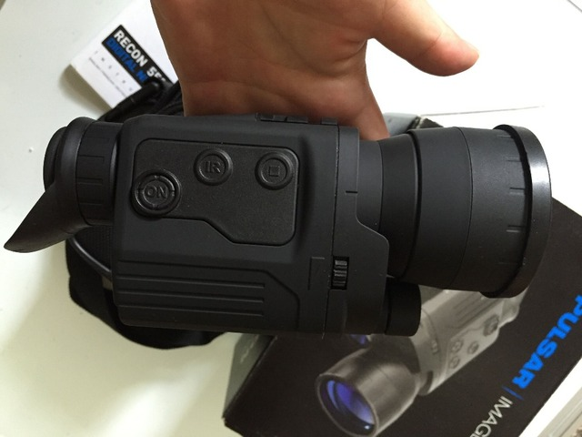 Original pulsar 78021 infrarot nachtsicht 4x gerät digitale