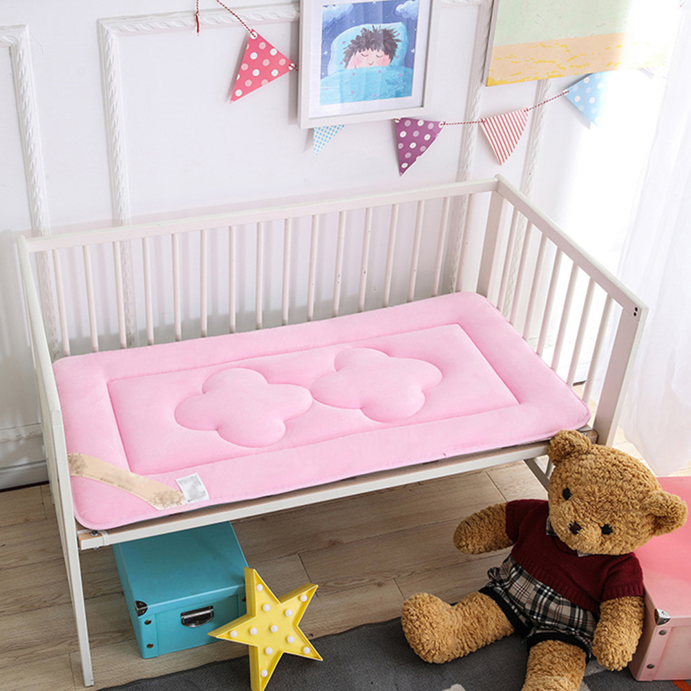 65 X 120cm Portable Baby Children Crib And Toddler