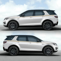 TAIYAO car styling sport car sticker For RANGE ROVER LR4 HSE LUX Mark Levinson car accessories and decals auto sticker
