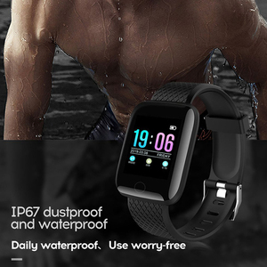 Image 2 - ip67 SmartWatch Men Women smart watches Waterproof gps Blood Pressure Heart Rate Monitor Sports Tracker for IOS Android Phone