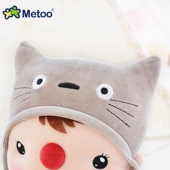 Мягкая плюшевая кукла Metoo 5