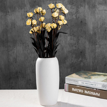 Простая комбинированная Керамическая маленькая ваза в стиле ретро, креативная ваза для гостиной, ваза для спальни, ваза для украшения интерьера, украшение A10982