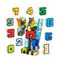 GUDI Série Robô Transformável Blocos Conjuntos de Blocos de Construção Tijolos Educacionais de Formação Matemática Modelos Brinquedos Para As Crianças