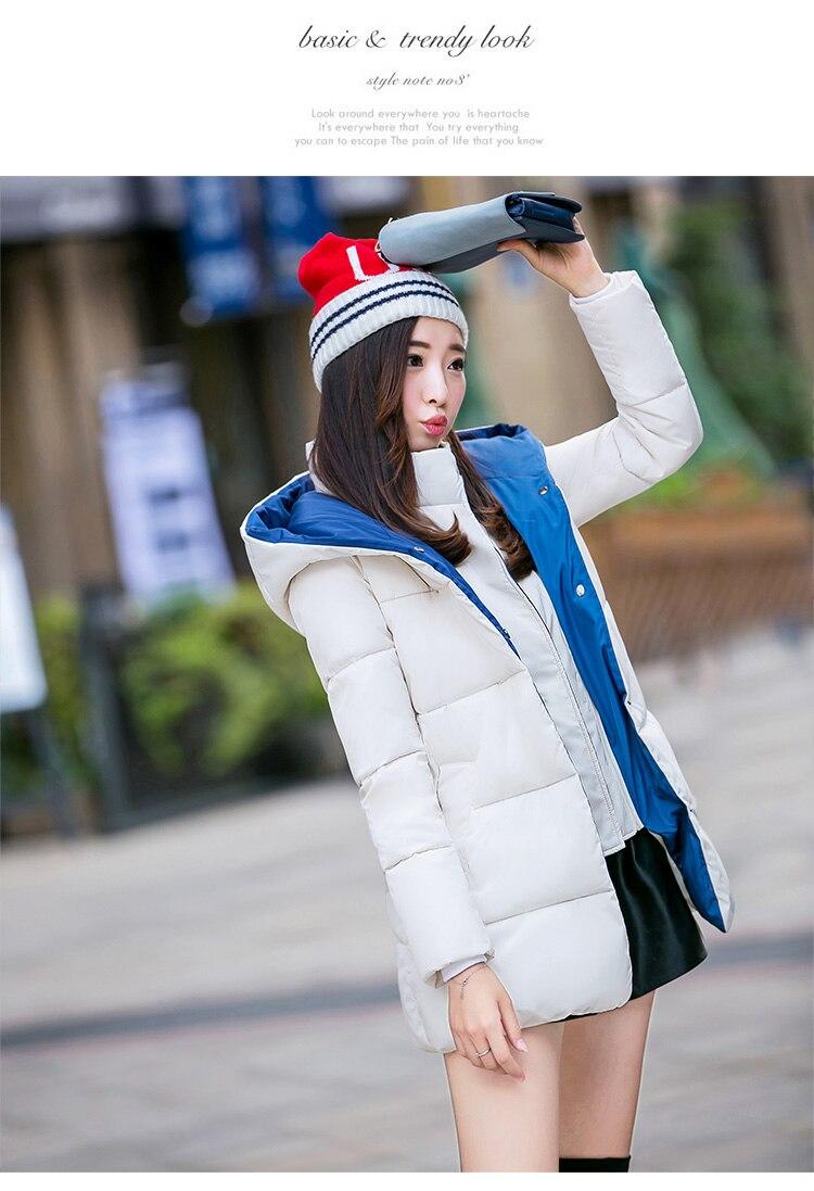 HETOBETO giacca da donna lunga coreana giacche invernali