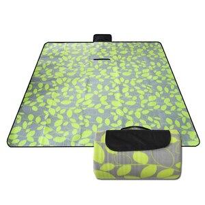 190x200CM Waterproof Folding Picnic Mat Outdoor Camping Beach Moisture-proof Blanket Portable Camping Mat Hiking Beach Pad