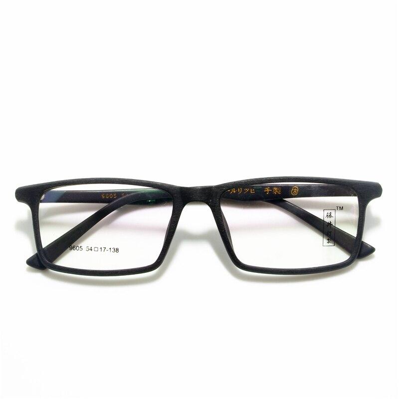 e30006652d 2016 Glasses Frame spectacles eyeglasses Frames Graining Wood Women ...