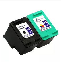 2 PK For HP 95 98 Ink Cartridge For HP Officejet 100 150 400 H470 6300
