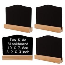 Классная доска меню стенд бар отеля столешница знак меловая доска почерк доска сообщений двухсторонняя деревянная ценник дисплей стойка