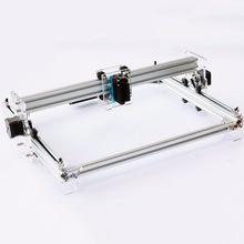 A3 Pro bricolage Machine de gravure Laser 500 MW/2500 MW/5500 MW 30X38 CM zone de travail bricolage Mini Machine de gravure Laser DC 12V