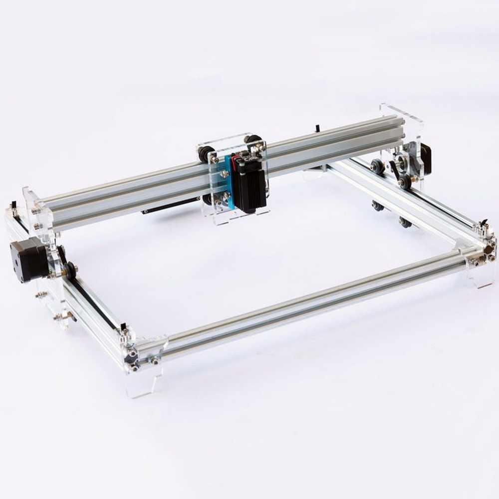 A3 Pro Mini Machine de gravure Laser 5500 mw 500 mw 2500 mw 30X38 CM zone de travail bois routeur bricolage Mini Machine de gravure Laser bricolage