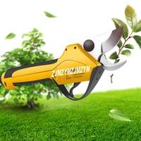 Nova HPS 900A Tesouras De Poda Elétricas 3.5 cm Galhos de Árvores Do Jardim Tesouras Tesoura de Poda de Árvores De Fruto De Lítio Recarregável de 36 V 4Ah|Aparadores de sebes| |  -