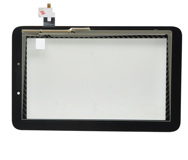 Black New For 7 Lenovo IdeaTab A2107A A2207A Tablet touch screen LCD digitizer panel Sensor Glass