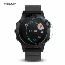 Flexible Tempered Glass For Garmin Fenix 5 5s 5x Screen Protector For Garmin Fenix 5X 5S 5 Plus Protective Glass Film Fenix 3 HR