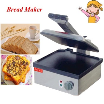 New Style Big Pan Electric Bread Toaster Household Pancake Machine FY-2216 Тостер