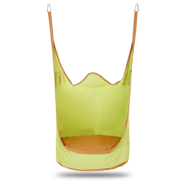Kids Pod Swing Chair Baby Swing Sleeping Bag Children Pod Hammock Seat  Indoor Outdoor Hanging Chair