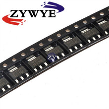 ZYWYE  new 50PCS Original AMS1117-5.0 AMS1117-5.0V AMS1117 LM1117 1117 Voltage Regulator  1A 5V