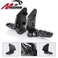 Motorcycle Folding Footrests Rear Foot Pegs Passenger Footrest For HONDA X ADV XADV X ADV 2017 Motorcycle Pedal Accessories