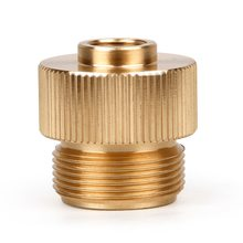 Outdoor Gas Refill Adapter Camping Stove Cylinder Converter Accessories MAPP for Hiking