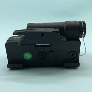 Image 5 - SRS 레드 닷 시력 1x38 QD 마운트 사냥 반사 시력 태양 광 발전 시스템 전술 소총 범위 Flashkiller 블랙